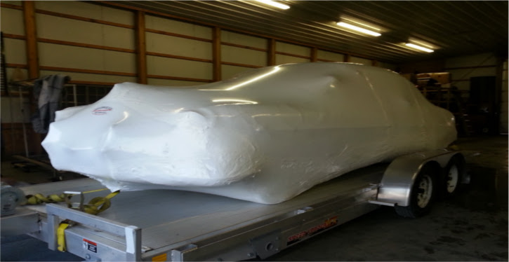 Car-Shrink-Wrapping